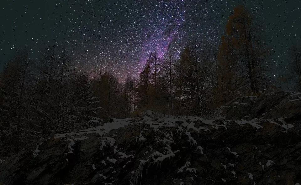 北纬51°的最美邂逅,探界者追逐双子座流